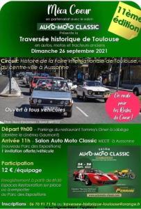 Traversée historique de Toulouse - Labège (31) @ Labège (31)