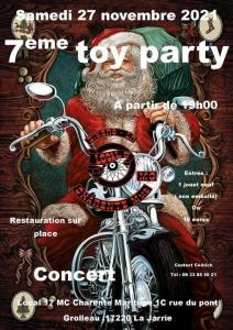 7e Toy Party - La Jarrie (17) @ La Jarrie (17)