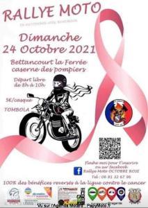 Rallye Moto - Bettancourt-la-Ferrée (52) @ Bettancourt-la-Ferrée (52)
