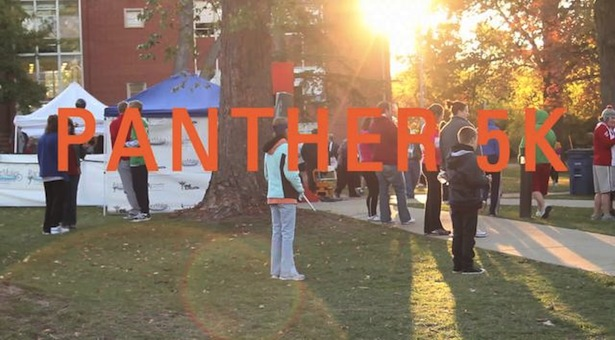 Run To Register For The Panther 5k  Greenville University
