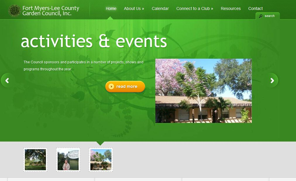 Ft. Myers Lee County Garden Council