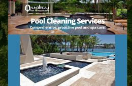 Collier Pool Service Company Launches Website