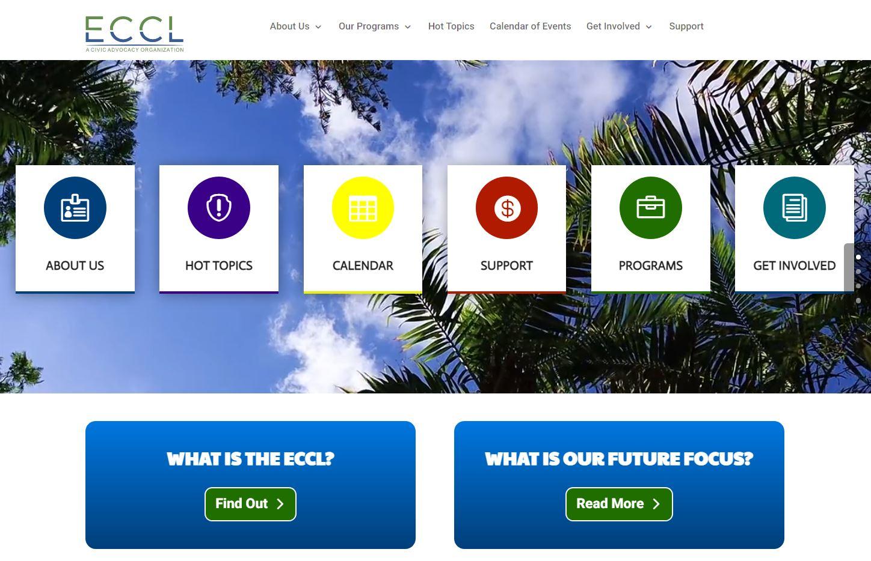 ECCL: A Civic Advocacy Organization