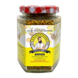 Papy's Natural & Raw Bee Pollen [ 200 g ]