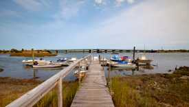 Our private docks