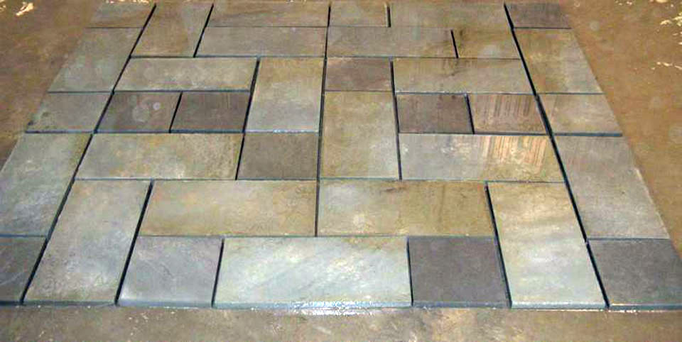 flagstone patio packages the