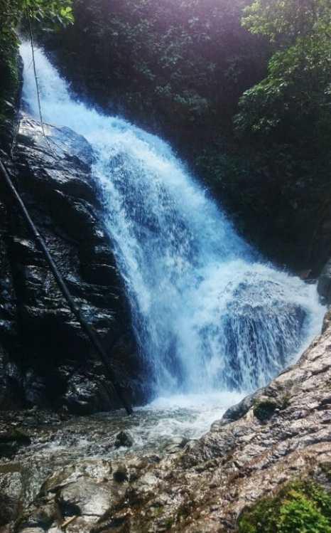 Cascada el Aventurero- Paquisha