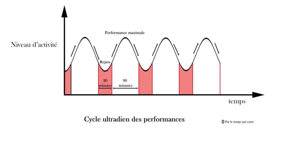 L'énergie pilier de la gestion du temps site : https://par-le-temps-qui-court.fr de Magali Cochez