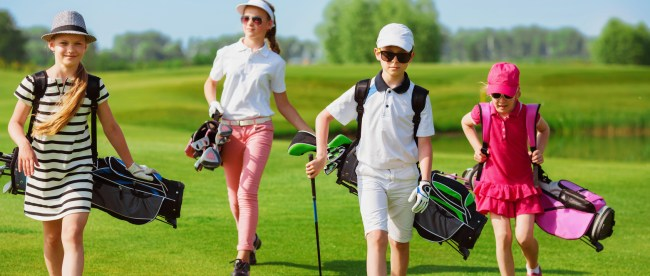 7 Kids Golf Tips for Young Beginners