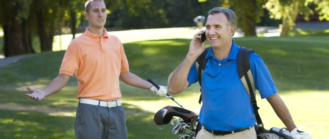 5 Golf Course Etiquette Rules You Don't Want to Break