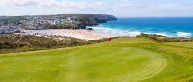 5 of the Best English Golf Courses