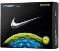 Best Golf Ball for High Swing Speeds - Nike RZN Black