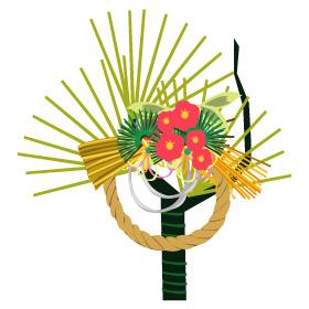 正月飾り(JEPG)