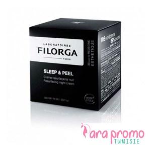 FILORGA SLEEP&PEEL CREME - POT 50 ML