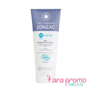 Jonzac rehydrate Gel Dermo Nettoyant Visage - 200 ml