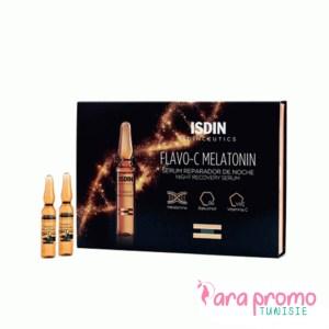 Isdin Flavo-C Melatonin NUIT 10AMP