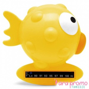 CHICCO Thermomètre de bain Poisson