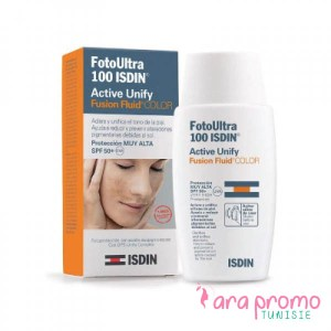 ISDIN Active Unify COLOR Fusion Fluid SPF 50+