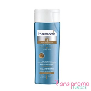 PHARMACERIS SHAMPOOING H-PURIN OILY ANTI-PELLICULES-GRASSES