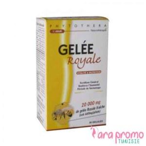 Phytothera GELEE ROYALE (30 Gélules)