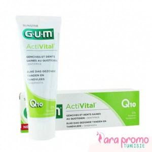 GUM ActiVital Gel Dentifrice