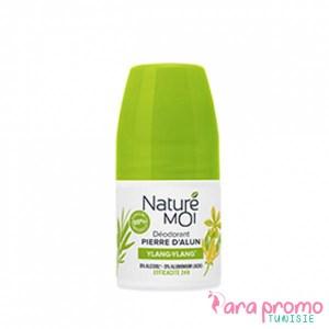 NATURE MOI DÉODORANT YLANG-YLANG - Parfum Ylang-Ylang 50ML
