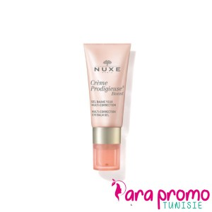 NUXE GEL BAUME YEUX MULTI-CORRECTION CRÈME PRODIGIEUSE BOOST