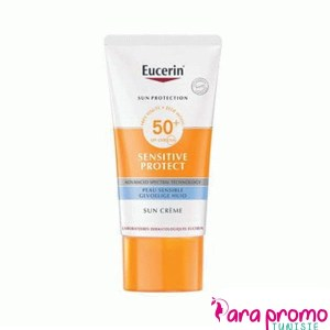 Eucerin SUN PROTECTION SENSITIVE PROTECT Crème SPF 50+ 50ML