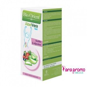 Bio Orient Gel Aloe Vera - Gout Fruits Rouges 250ML