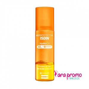 ISDIN Fotoprotector Hydro Oil Corps SPF30 200ML
