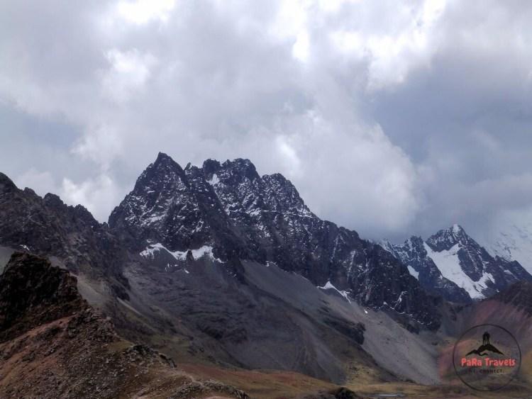 Ausangate peak
