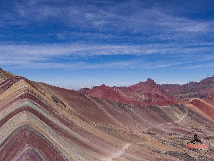 Mountains of the 7 colours