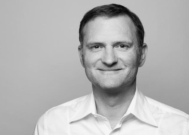 Portraitfoto von Gregor