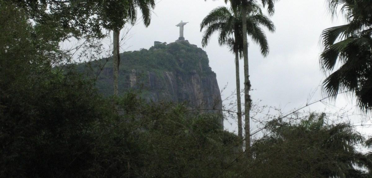 Christusstatue in Rio