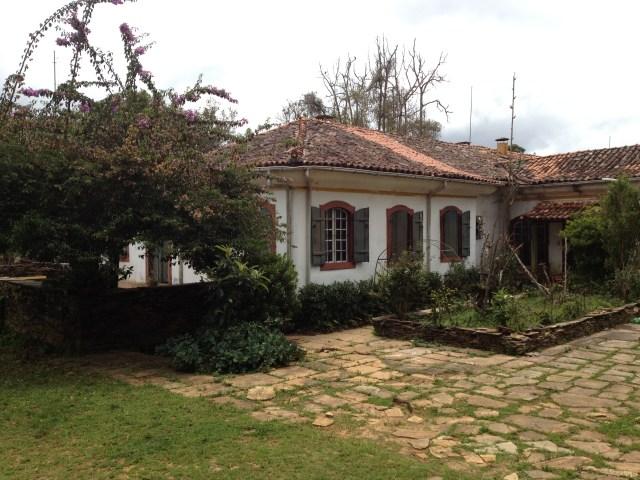 Landsitz bei Ouro Preto