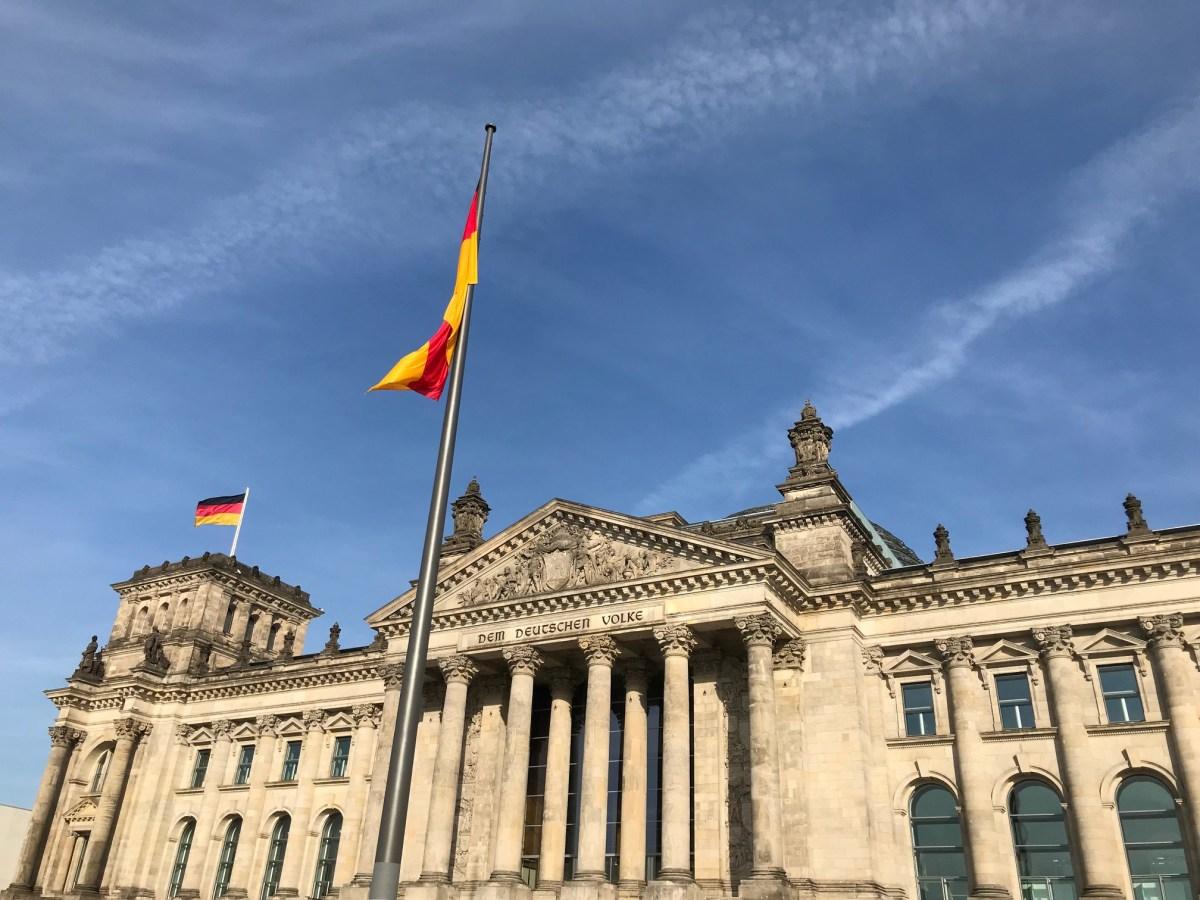Bundestagswahl 2017 und Deutsche Einheit