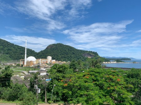 The Only Nuclear Plant in Brazil to today