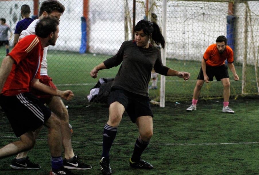 Tendencia que crece cada vez ms jvenes eligen jugar al ftbol mixto  Noticias de Buenos Aires