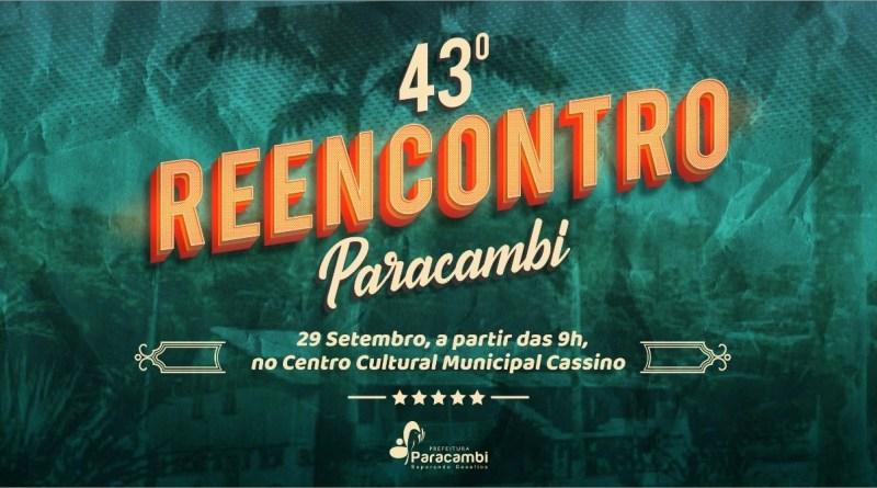 43º Reencontro de Paracambi