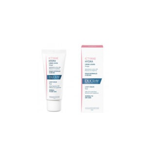 DUCRAY ICTYANE HYDRA CREME LEGERE PEAUX NORMALES ASECHES 40ML