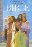 Illustrated 365 Day Catholic Children's Bible: $27.95