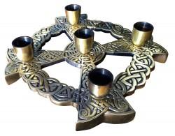 Advent-Wreath-Bronze-Celtic-Knot_46841