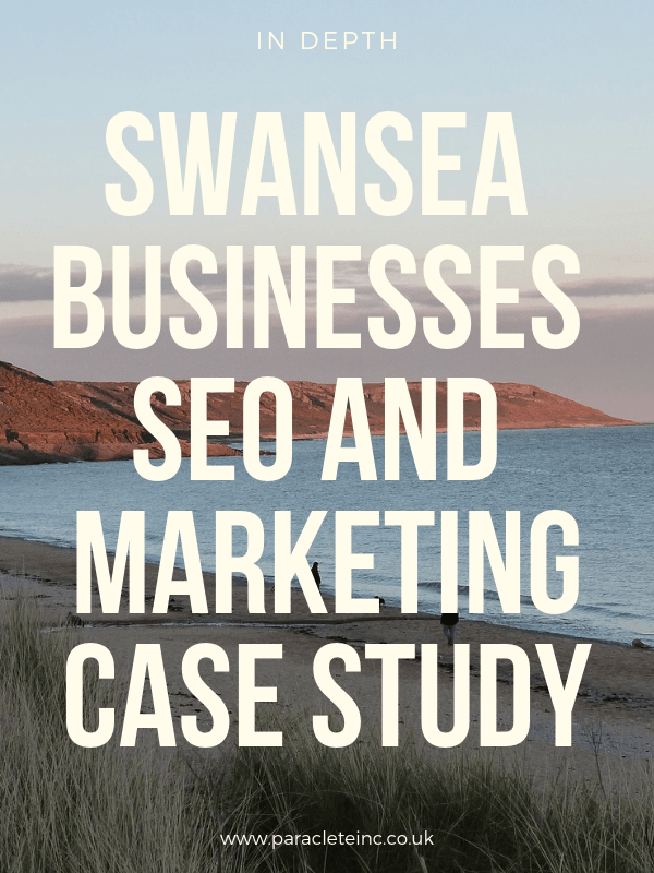 50+ InDepth Swansea Businesses SEO and Marketing Case Study and Free Recommendations