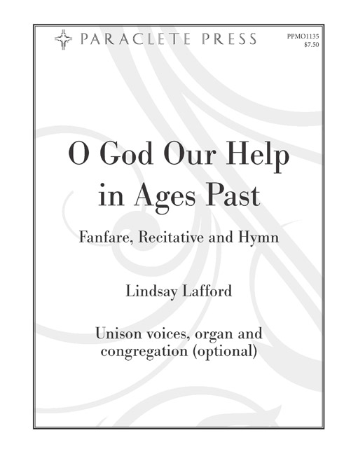 O God Our Help in Ages Past: Fanfare, Recitative and Hymn