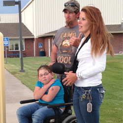 Wheatland family being prosecuted