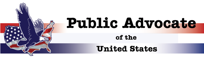 Public Advocate of the U.S.