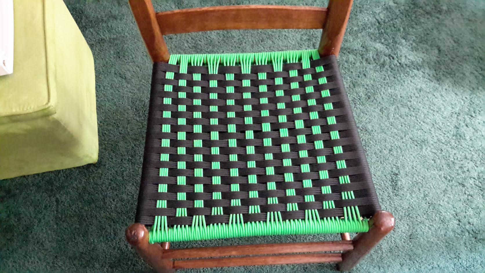 rope bottom chair target patio cushions paracord 550 cord uses paracordgalaxy