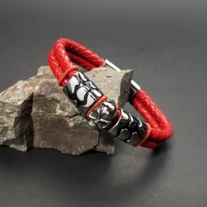 Crack Skull Bracelet