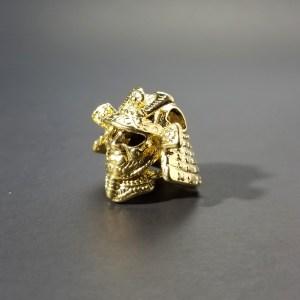 Gold Samurai Mask