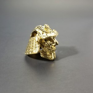 Gold Samurai Mask